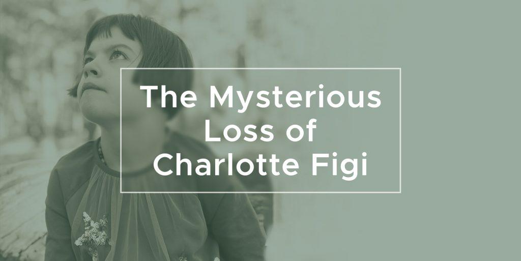 The mysterious loss of Charlotte Figi
